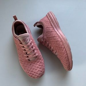 APL TechLoom Phantom Sneaker in Bubblegum
